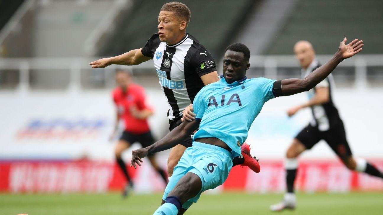 Dávinson tuvo un partido correcto en Tottenham que insiste en Europa League