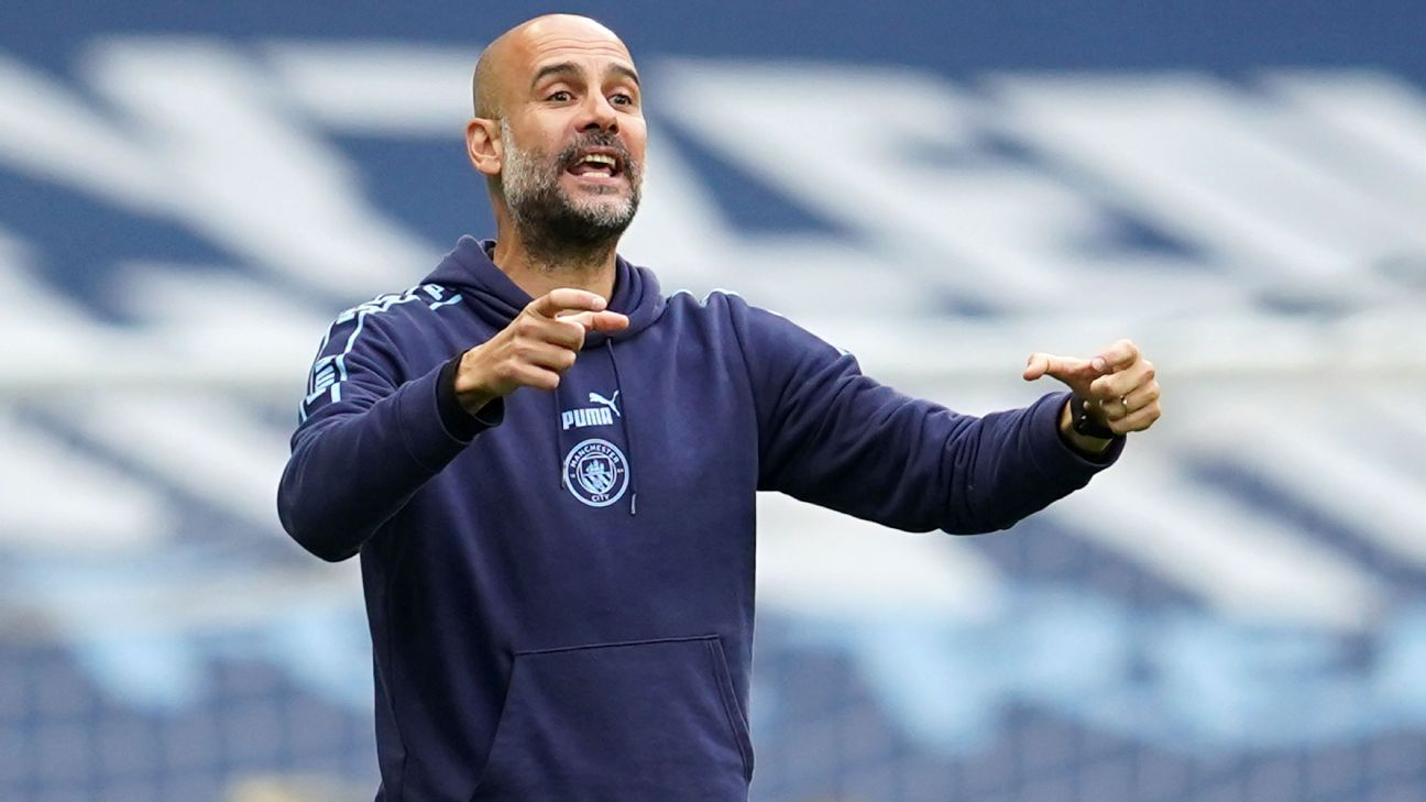 Man City boss Guardiola on Lionel Messi failed transfer: I don't have to explain anything - ESPN