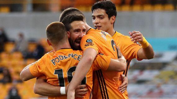 Wolverhampton Wanderers vs. Crystal Palace - Reporte del Partido ...