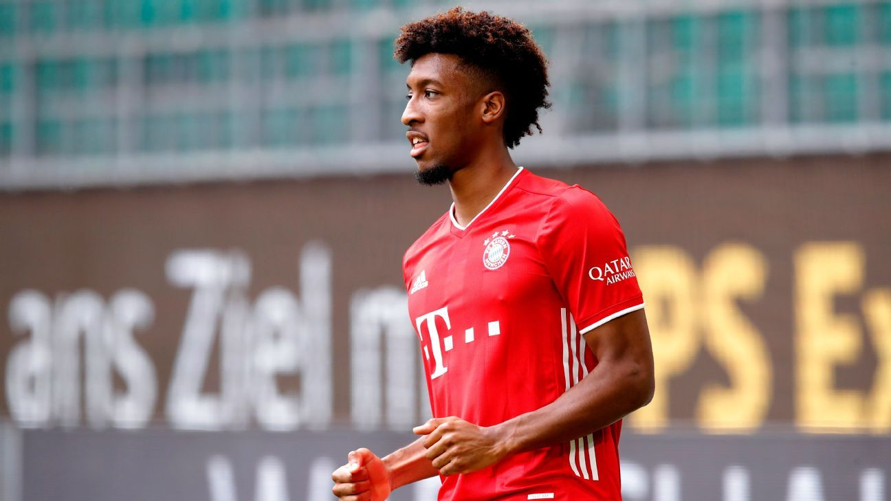 Transfer Talk: Liverpool, Chelsea keeping tabs on Bayern's Kingsley Coman thumbnail