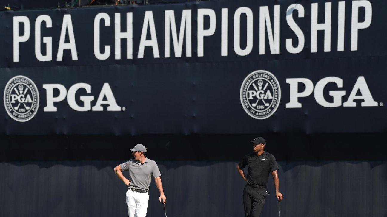 Who can and who cannot win the PGA Championship - RapidAPI