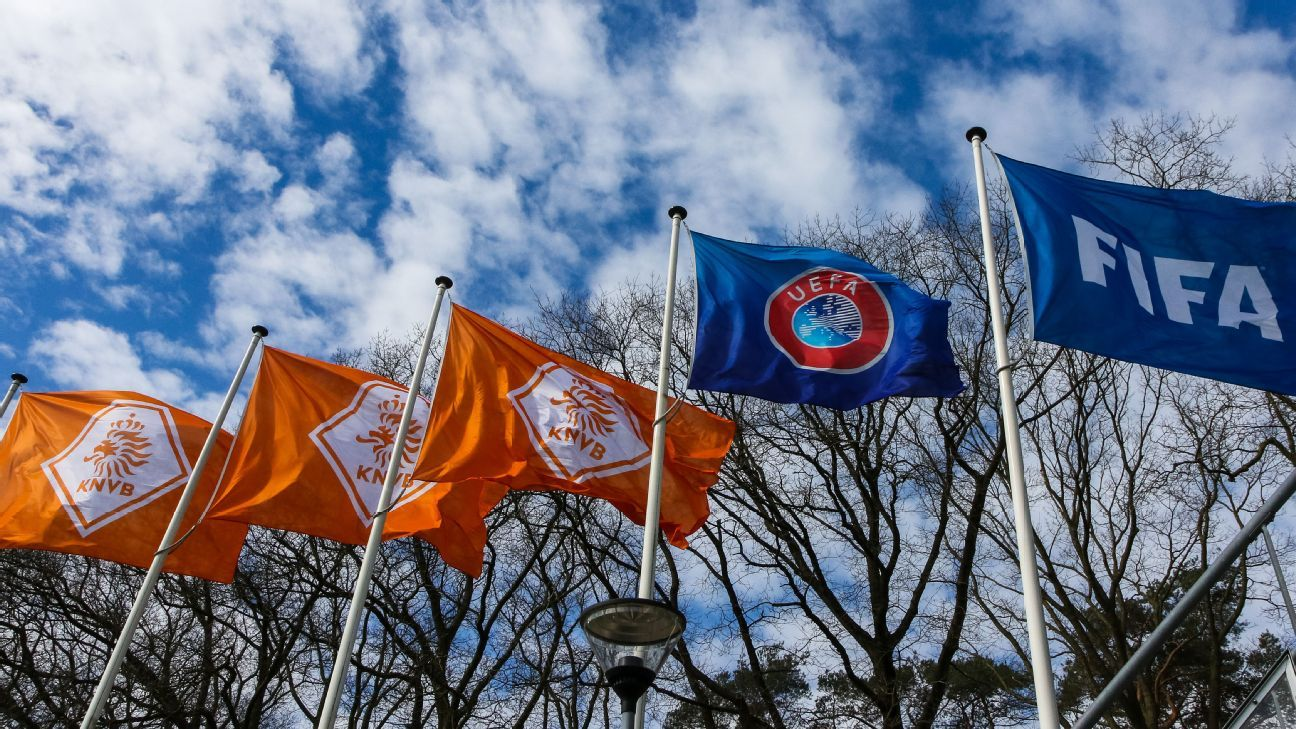 Dutch FA to allow woman to join men's first team under pilot programme - ESPN
