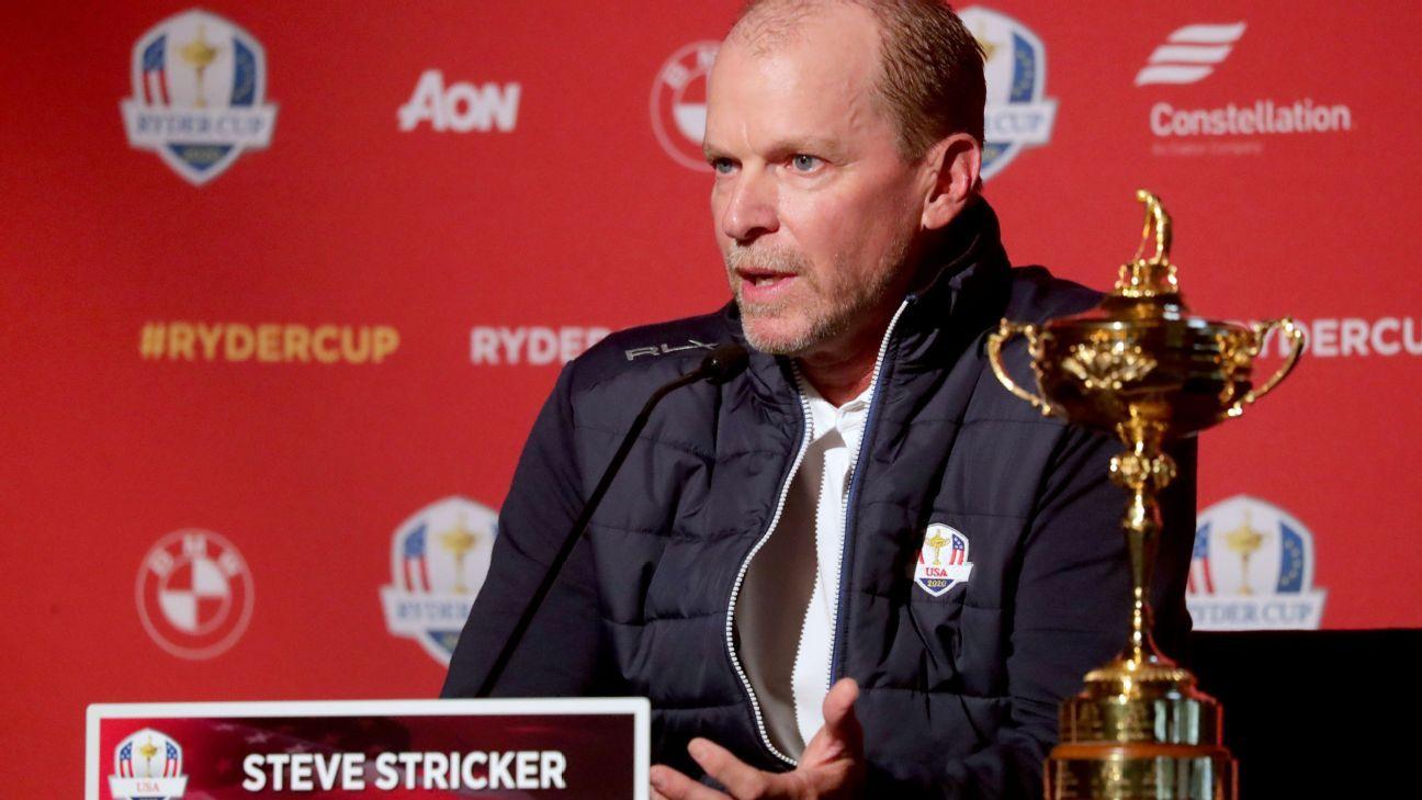 Stricker still gets to pick half his Ryder Cup team