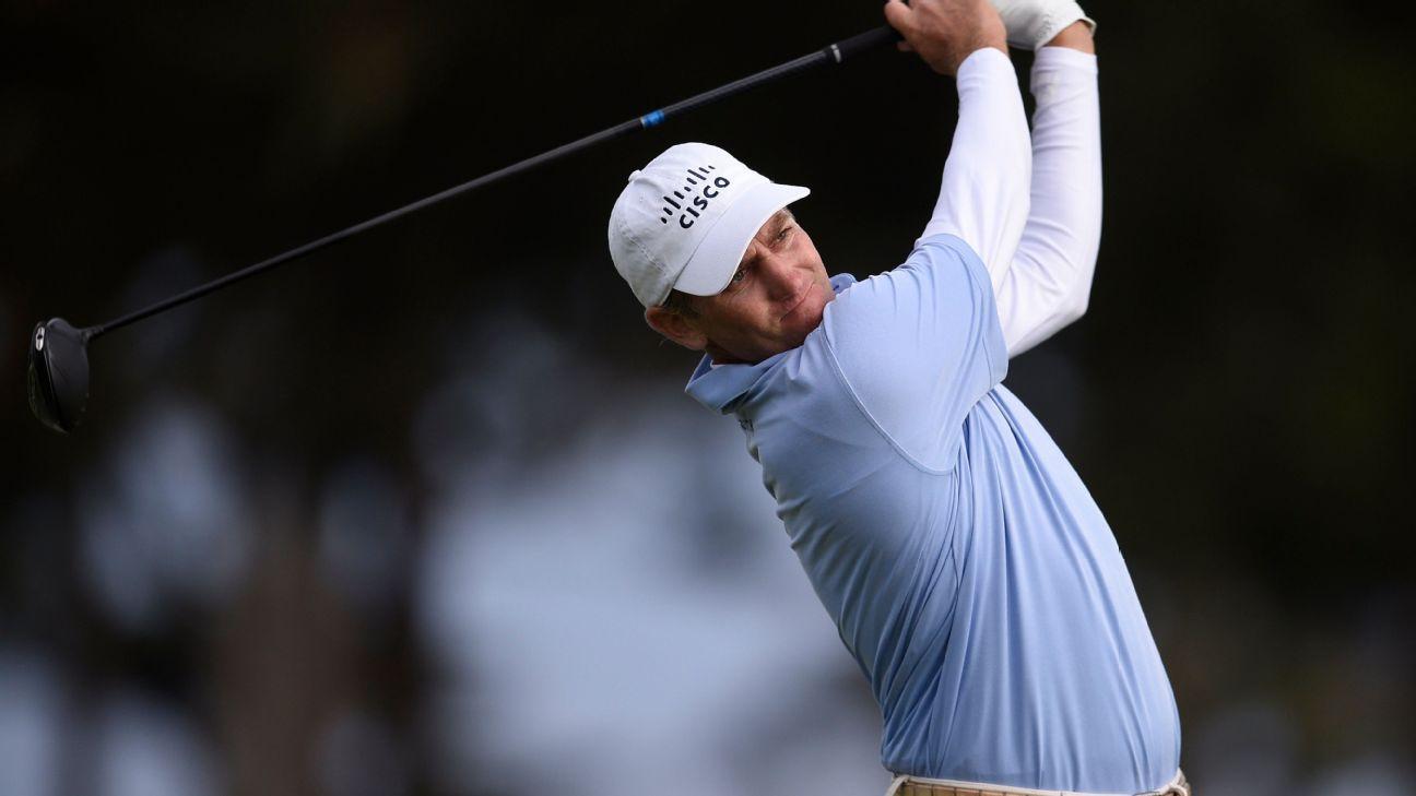 Todd, Day share 1-stroke PGA Championship lead