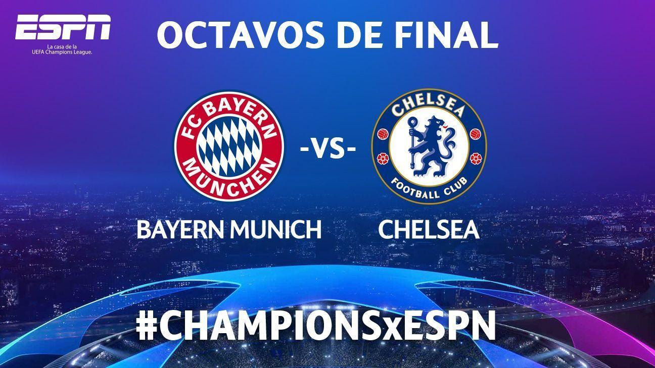 Bayern Munich vs. Chelsea - Previa al Partido - 8 agosto, 2020 - ESPN