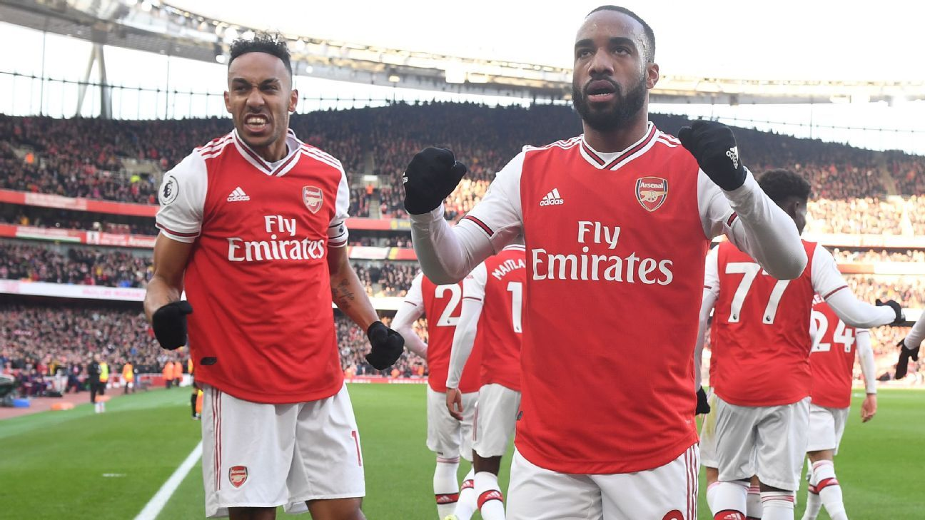 LIVE Transfer Talk: Arsenal will sell Lacazette to Atletico as soon as Aubameyang signs - ESPN