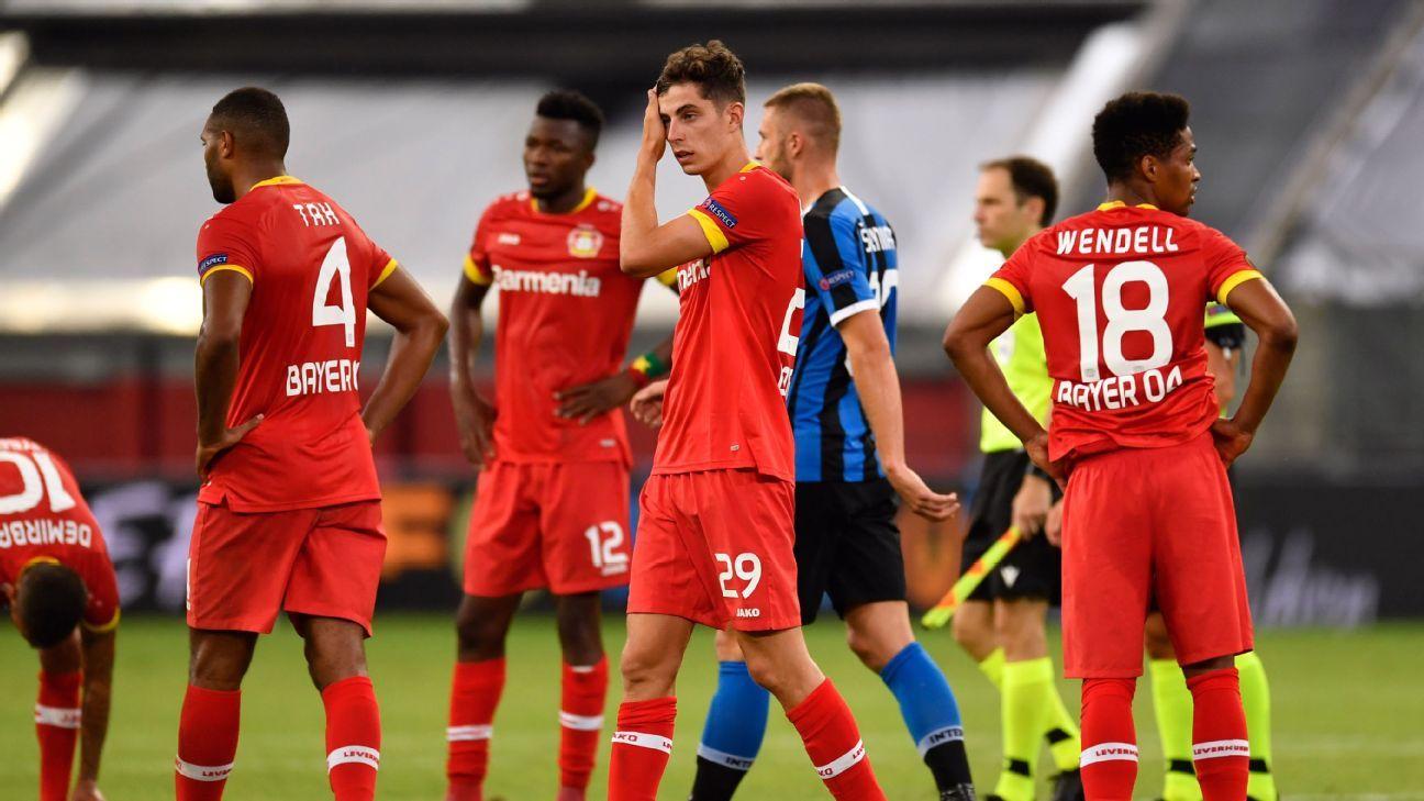 Transfer Talk - Europa League exit edges Kai Havertz closer to Chelsea move - ESPN