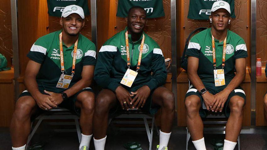 Palmeiras Sucesso De Patrick De Paula E Gabriel Menino Abre Caminho Para Mais De 30 Selecionaveis Da Base Verde