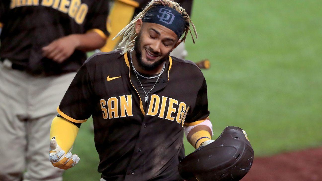 Fernando Tatis Jr. and Juan Soto are breaking baseball's unwritten rules. Isn't it great? – ESPN