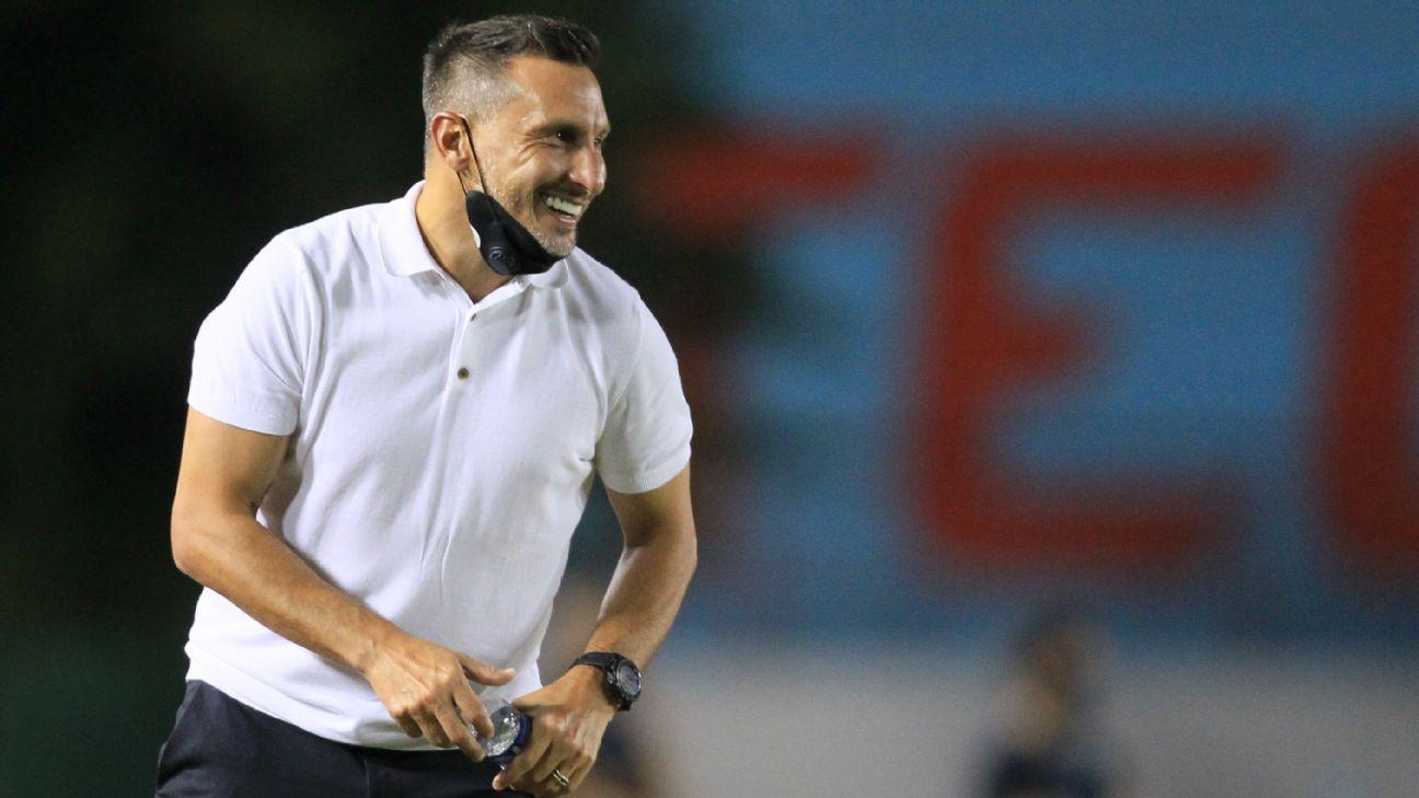 'Chaco' Giménez es el nuevo entrenador de Atenas de San Carlos