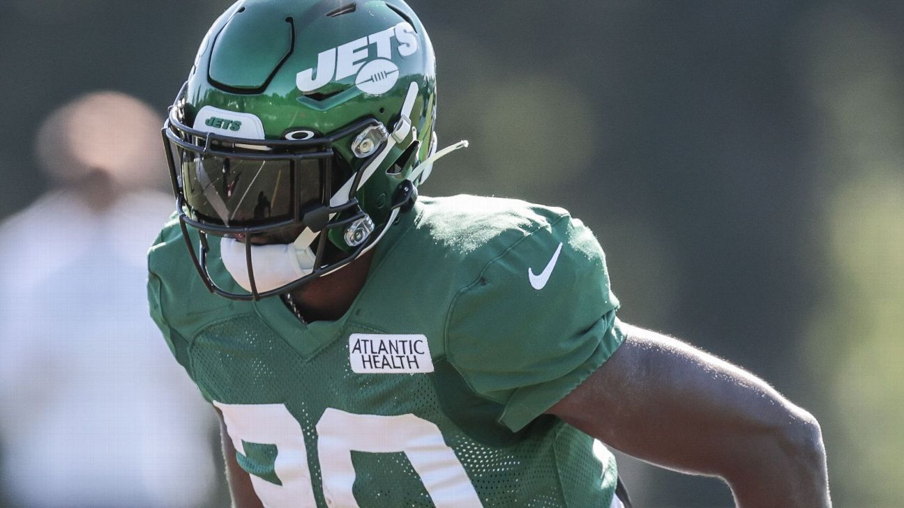 Marcus Maye doesn't want to be traded, says New York Jets 'know I want to be here'