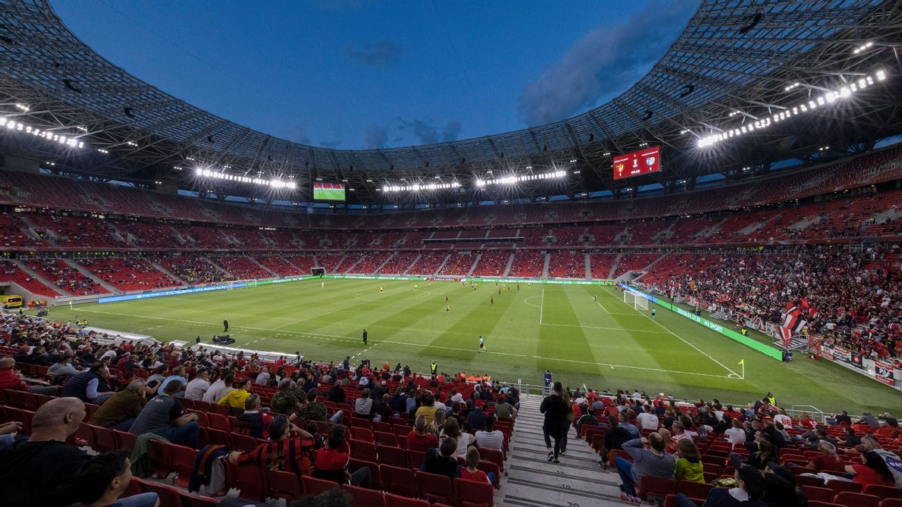 Bayern vs. Sevilla Super Cup to go ahead with 20k fans in ...