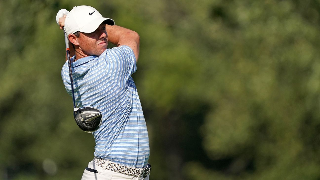 With baby due, Rory iffy for Tour Championship - The ...