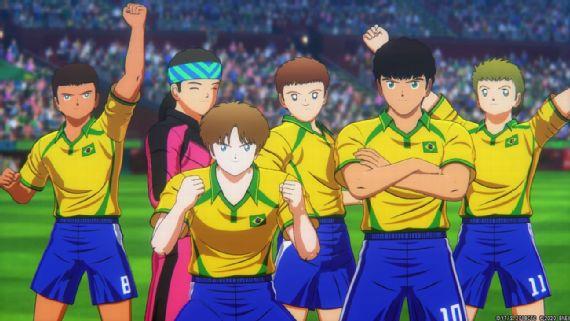 Captain Tsubasa: Saiba como desbloquear a seleção brasileira no jogo de  Super Campeões