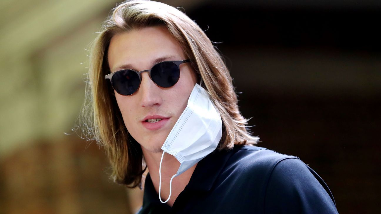 Clemson QB Trevor Lawrence says he uses his voice but he's not an activist – ESPN
