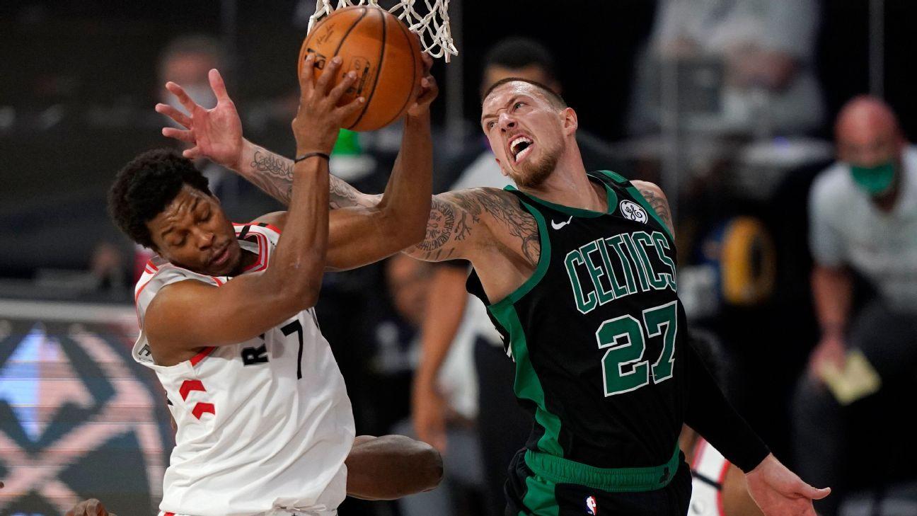 Raptors In A Familiar Spot Down 2 0 In Playoff Series Vs Celtics