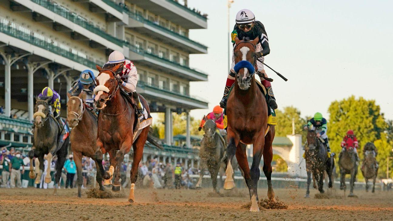 Churchill Downs cites no fans fewer horses for Kentucky Derby betting decline – ESPN