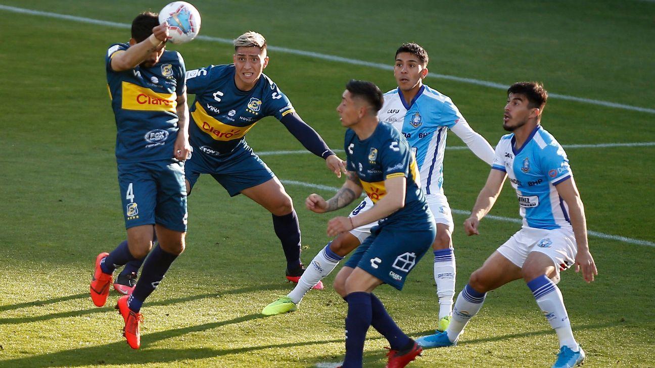Everton CD vs. Antofagasta - Reporte del Partido - 10 septiembre, 2020 - ESPN