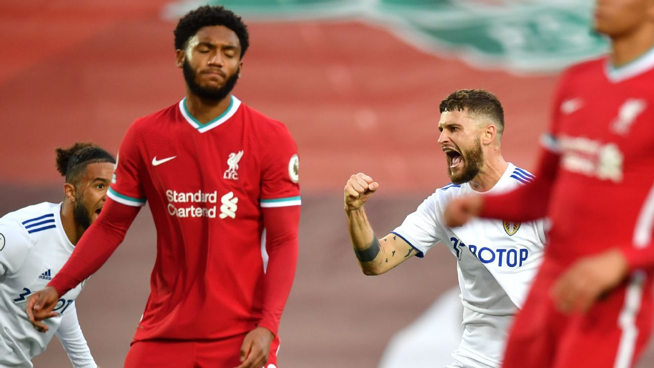 Liverpool, Leeds put on a Premier League show, but bare flaws that will sink their seasons if not fixed