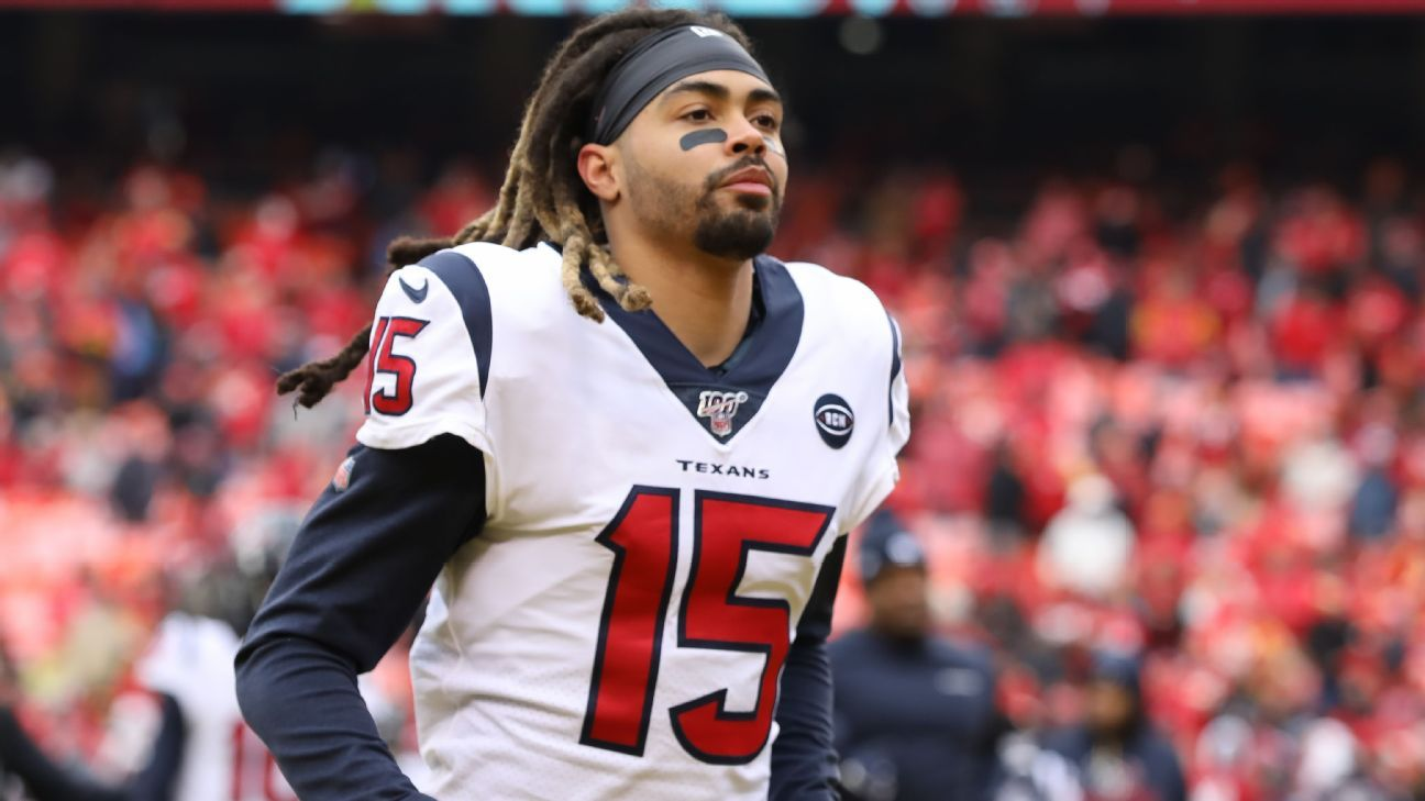 Texans' Fuller banned 6 games under PED policy
