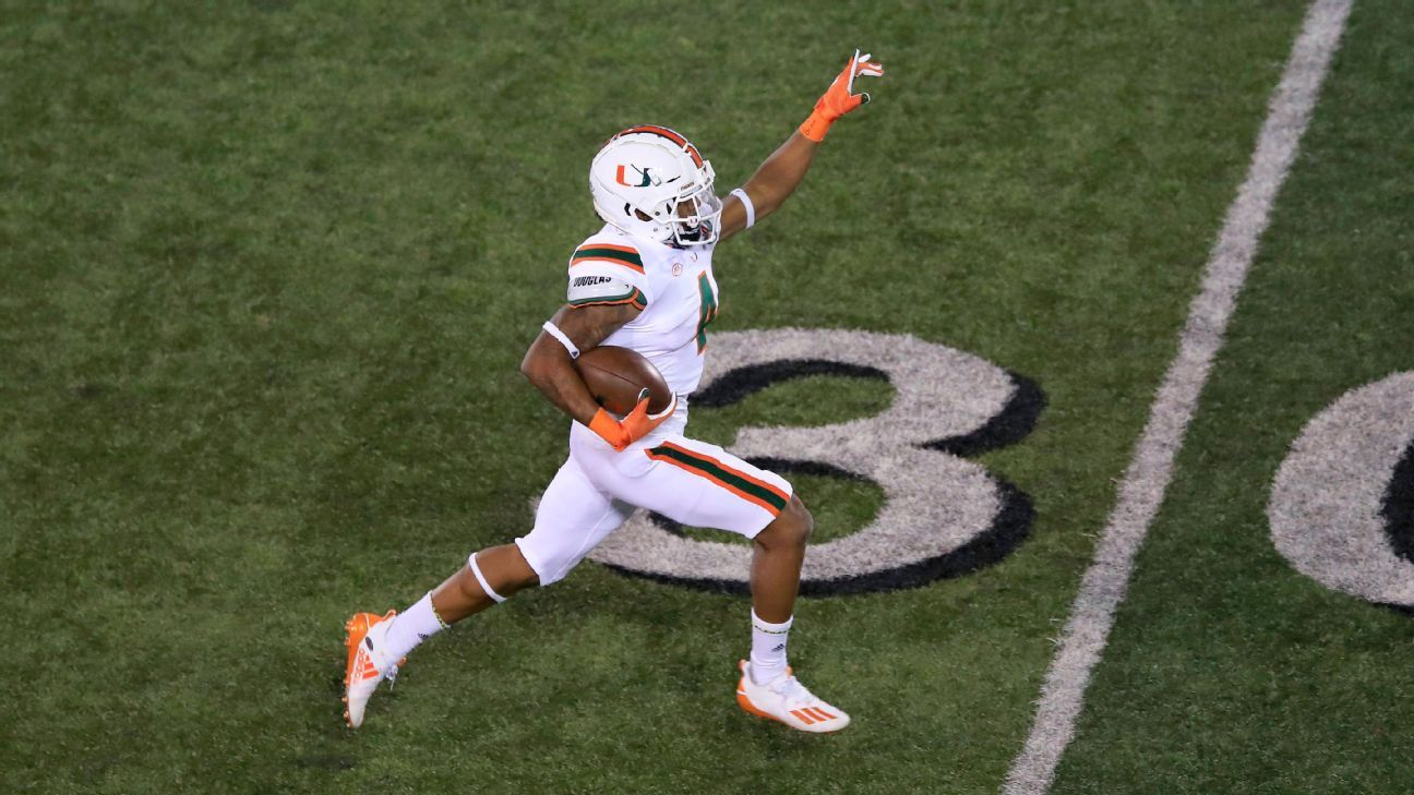 Turnover chains, cult-hero kickers and a star QB? Miami's resurgence highlights Week 3