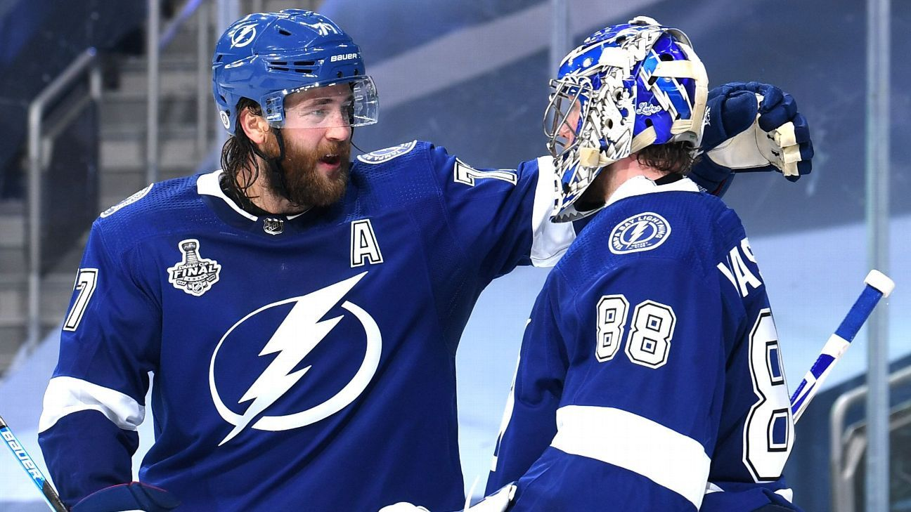 Game 2 takeaways: How the Lightning held off a late Stars rally