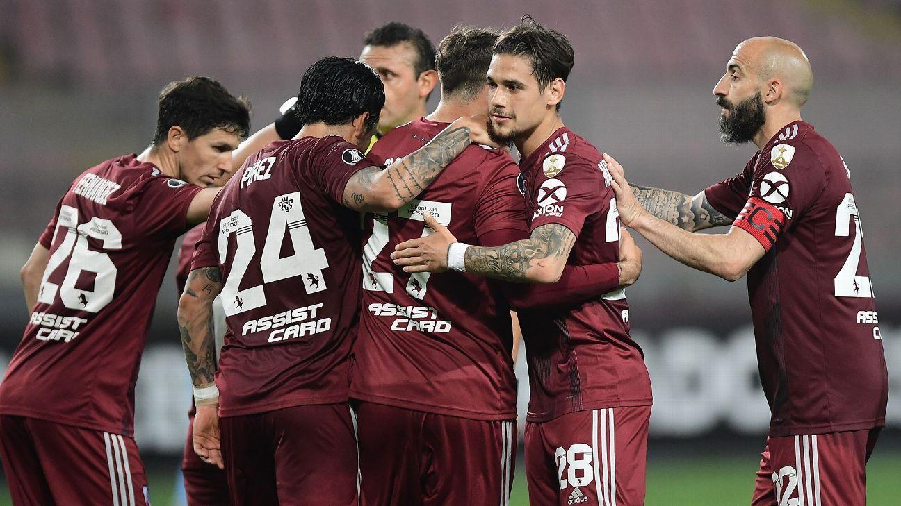 Con su goleada a Binacional, River marcó un récord en la CONMEBOL Libertadores