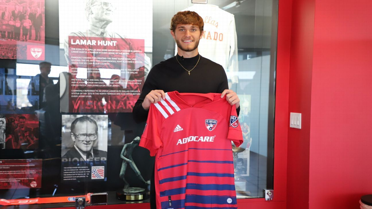 Meet Tanner Tessmann: the kid who chose FC Dallas over Clemson football