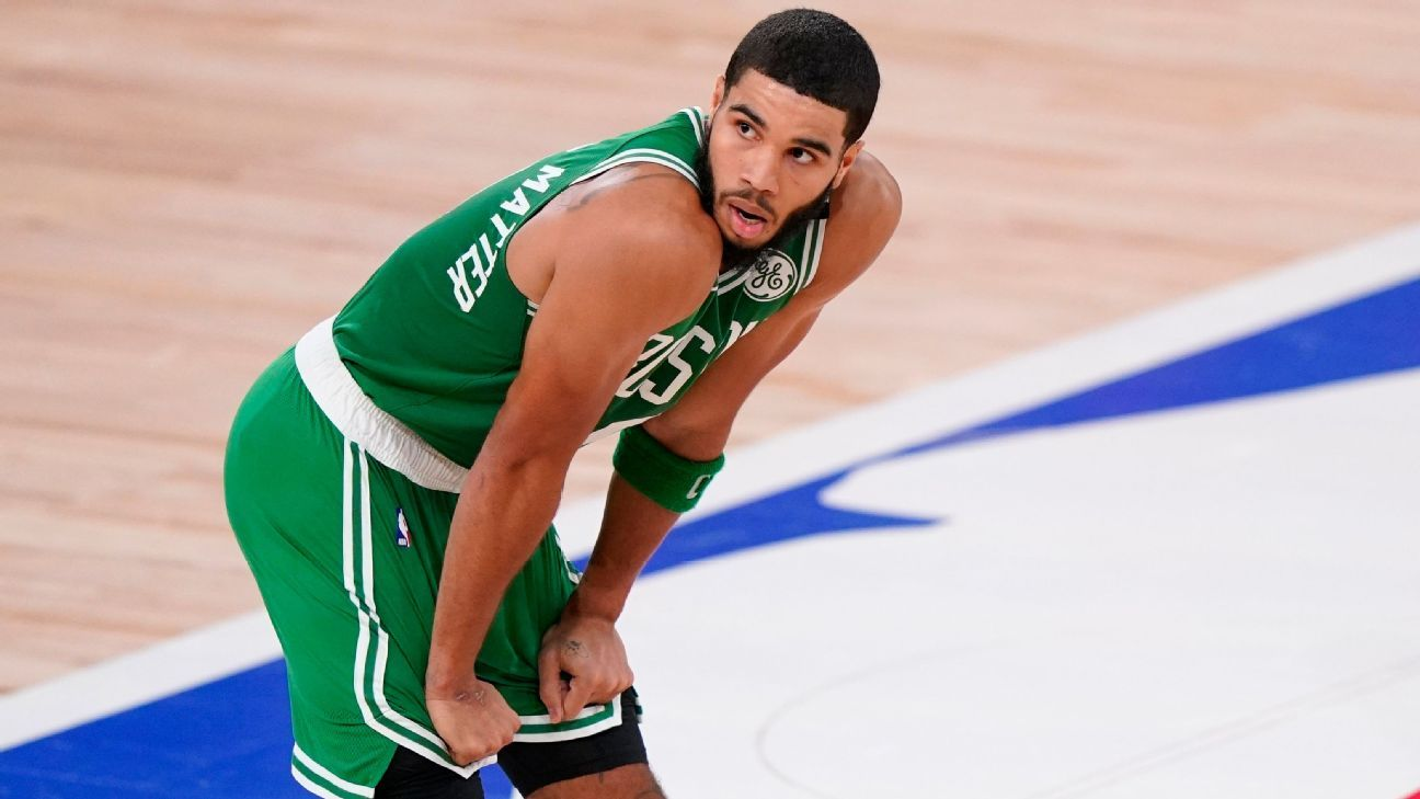 Tatum after loss: 0 points in half 'unacceptable'