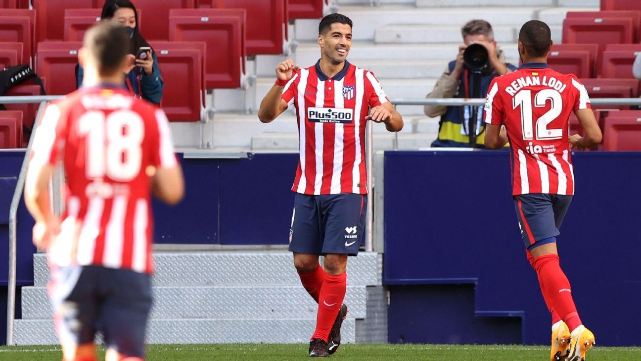 Atlético Madrid vs. Granada - Reporte del Partido - 27 septiembre, 2020 - ESPN