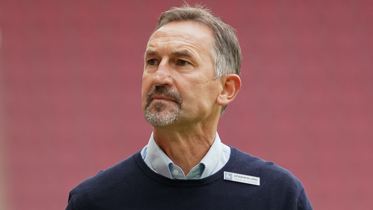 Mainz sack manager after two Bundesliga matches following players strike - ESPN