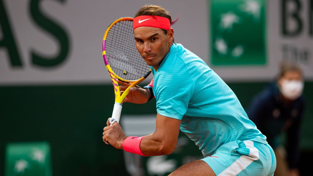 Rafael Nadal Remains Confident Despite His Most Challenging French Open Yet