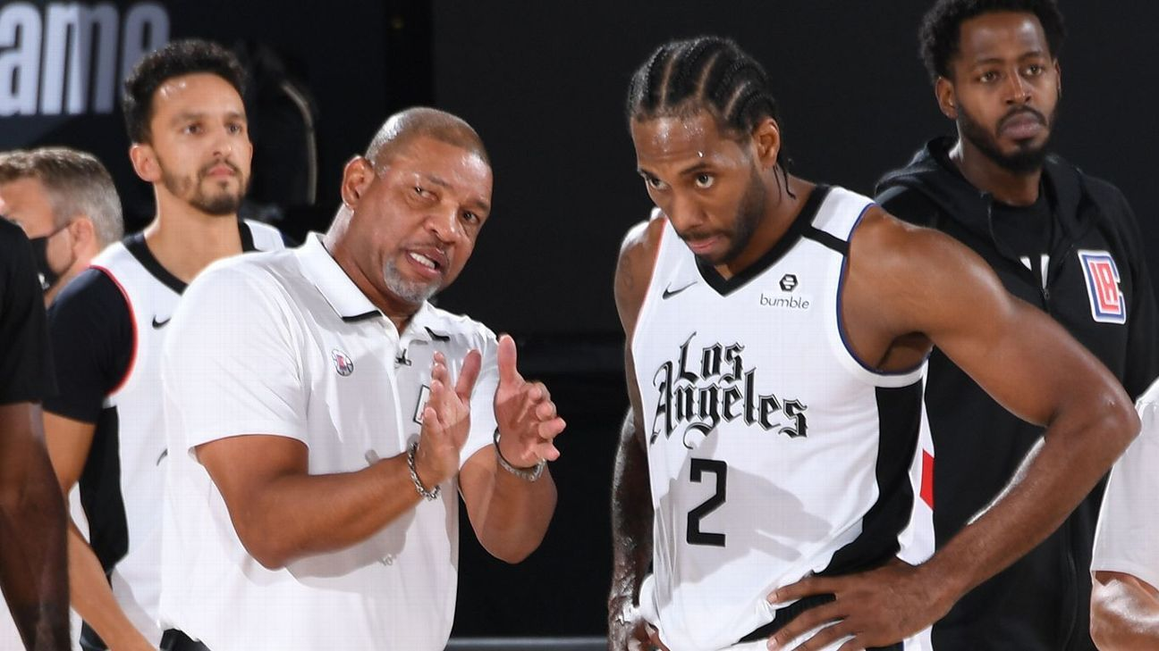 The Clippers' high-stakes plan to replace Doc Rivers has to hit – ESPN