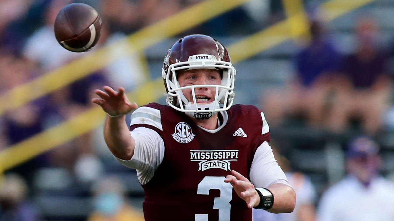Heisman Watch: The SEC joins the party thumbnail