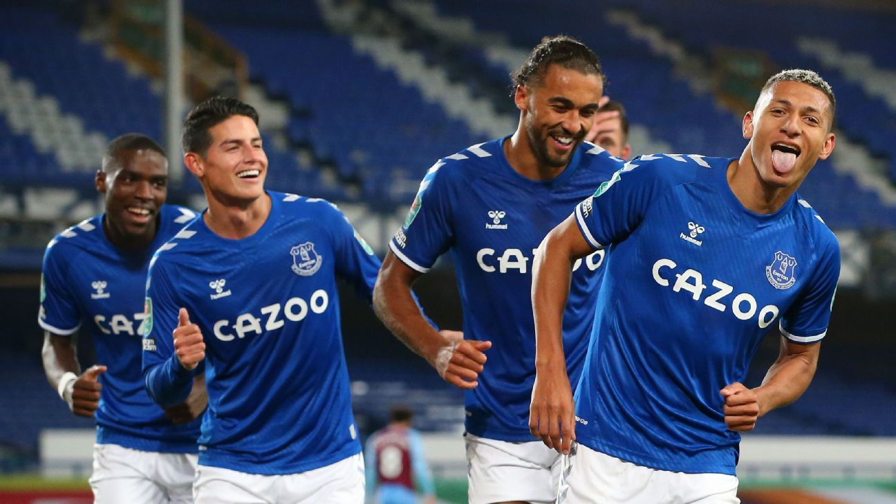 Everton Are Perfect In Premier League This Season How Have They Done It And How Far Can They Go