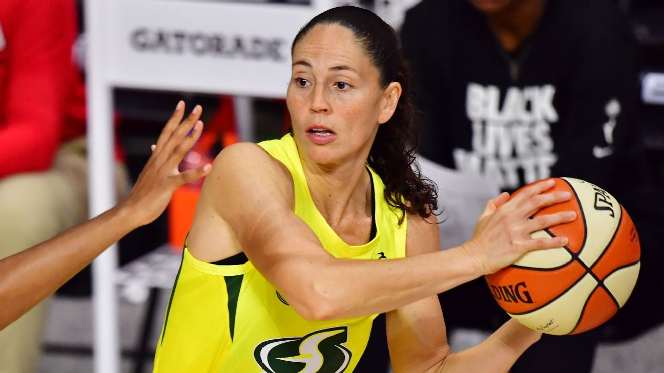 WNBA and coronavirus -- How more than a dozen players coped and recovered