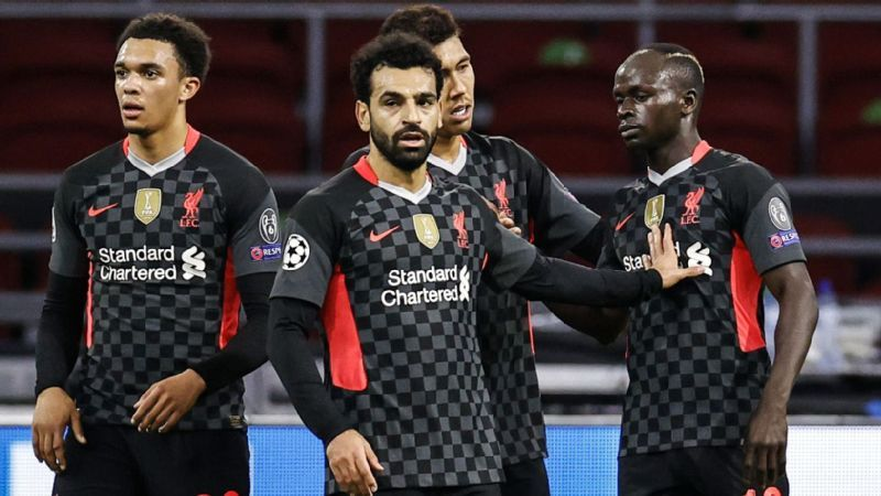 Ajax Amsterdam vs. Liverpool - Football Match Report ...
