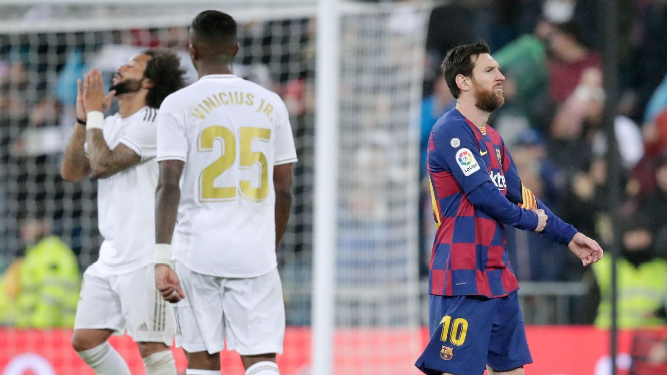 Barcelona and Real Madrid have their issues, but who needs to win El Clasico more?