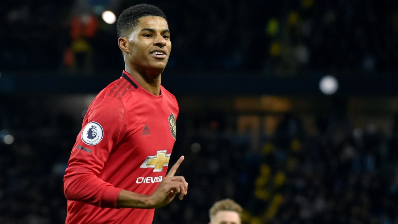 Klopp: Rashford work transcends Reds-Utd rivalry