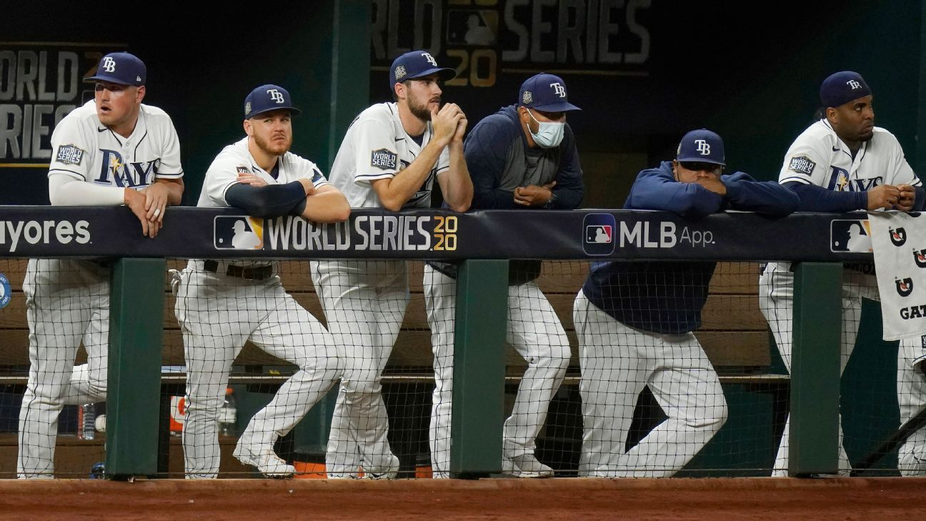 The Rays are down only 2-1 in this World Series. Here's why it feels a whole lot worse