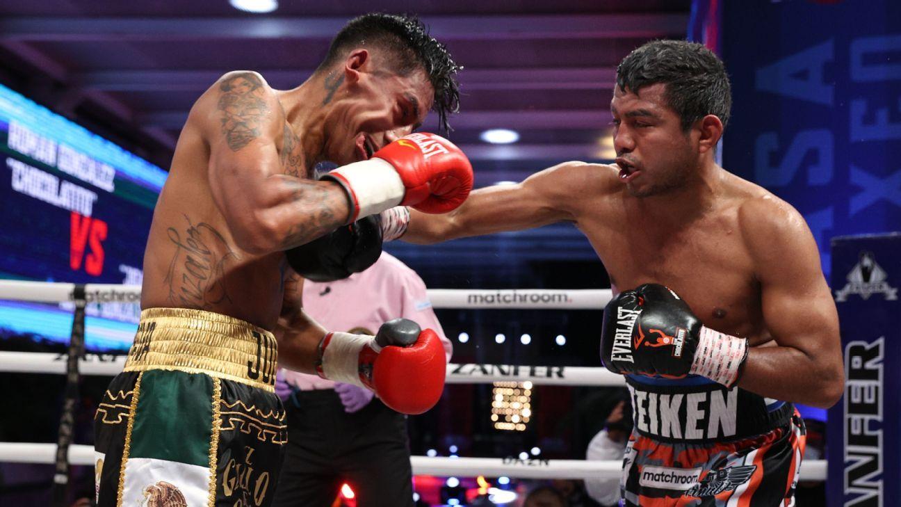 'Chocolatito' Gonzalez-'El Gallo' Estrada rematch has the potential to be another classic battle
