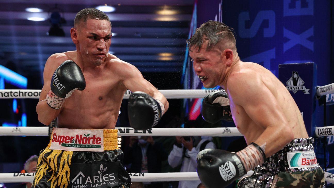 Estrada, Gonzalez win, set up possible rematch
