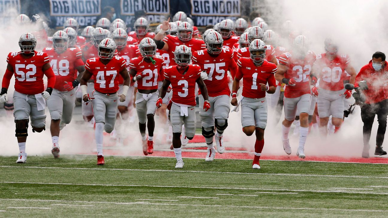 Ohio State Buckeyes will play against Michigan State Spartans on Saturday after COVID-19 concerns
