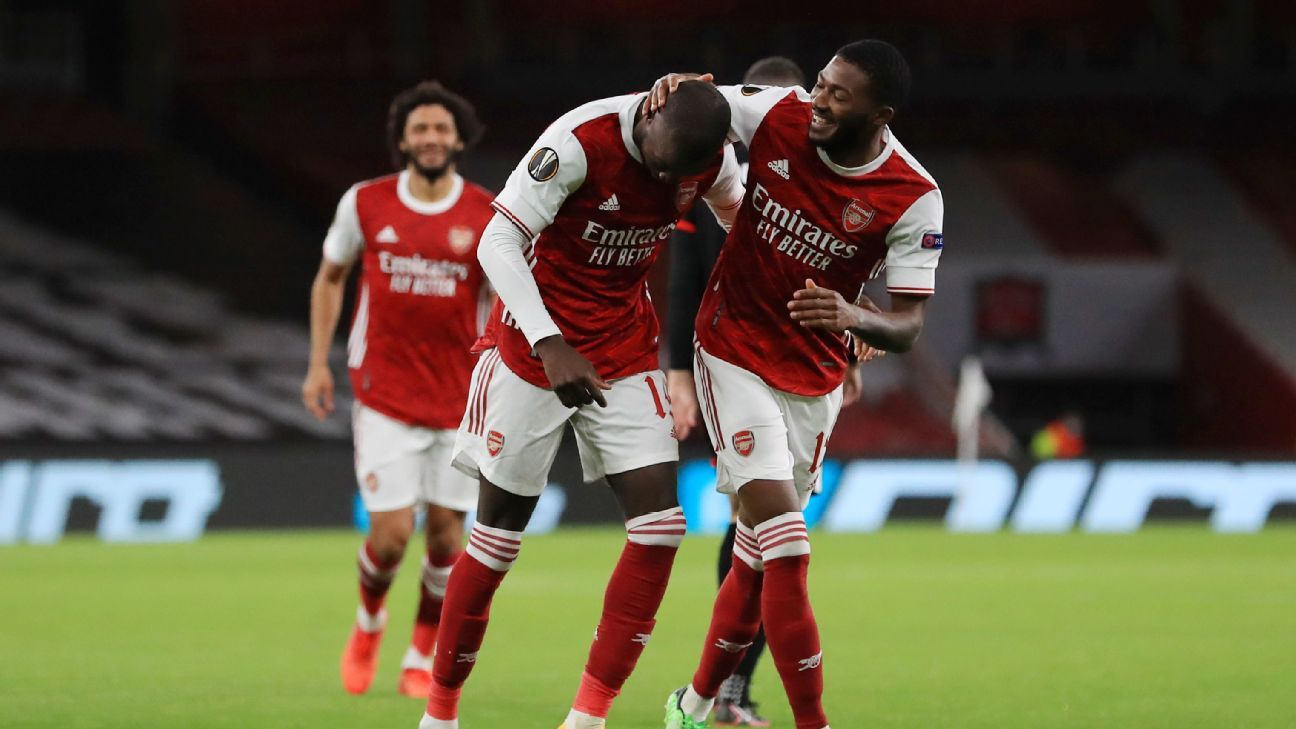 Arsenal need more from Pepe than goals against meagre opposition