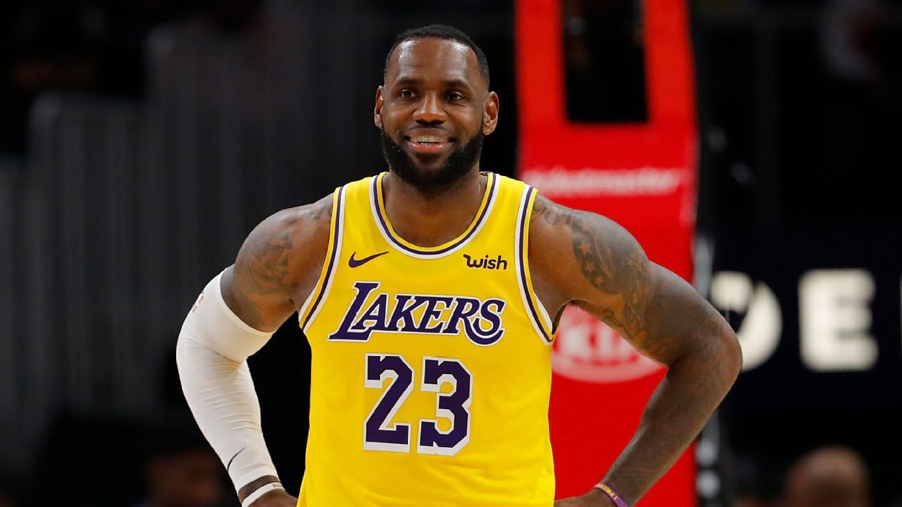 LeBron James of Los Angeles Lakers to sign deal with Pepsi after leaving Coca-Cola - ESPN