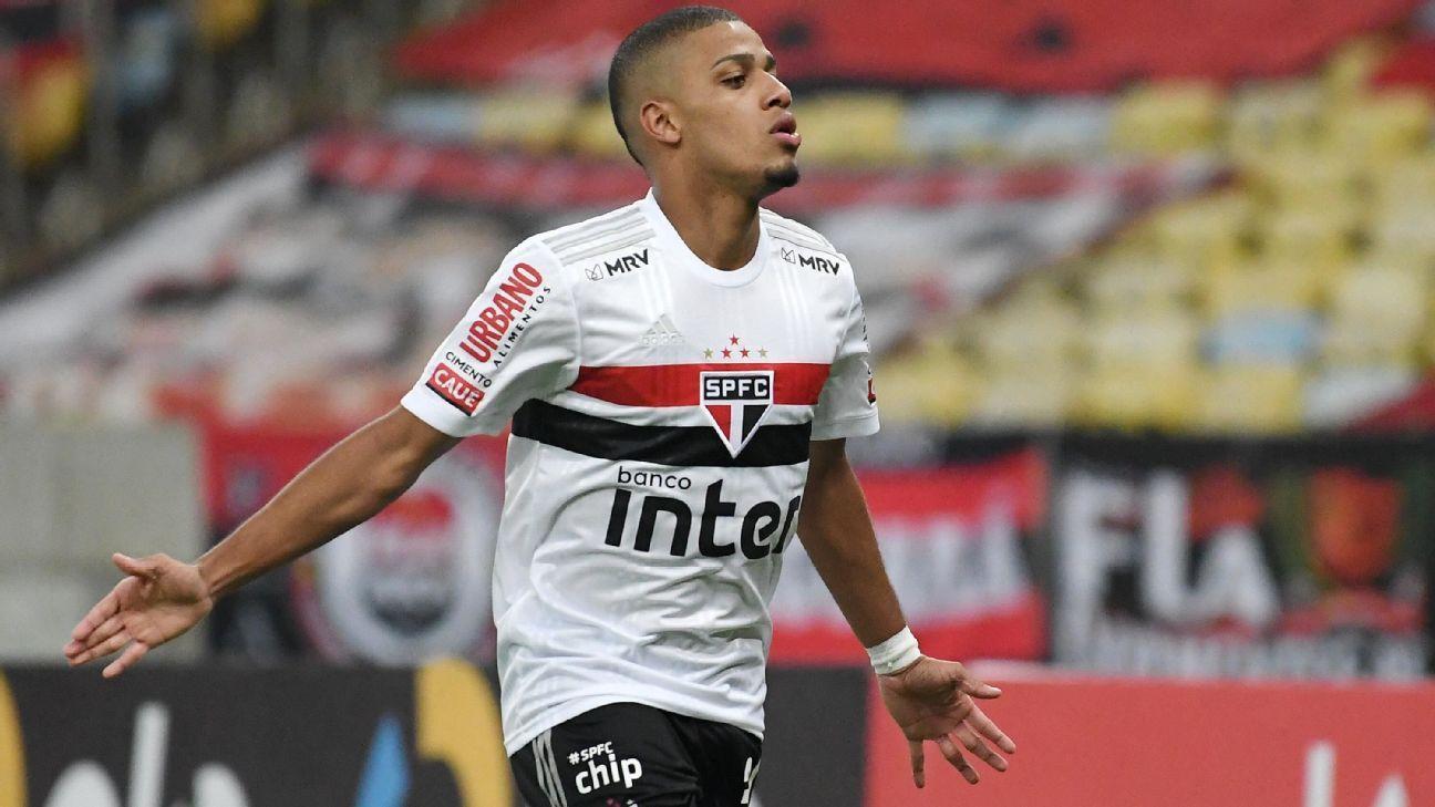 Copa do Brasil: São Paulo vence Flamengo por 2 a 1 na ...