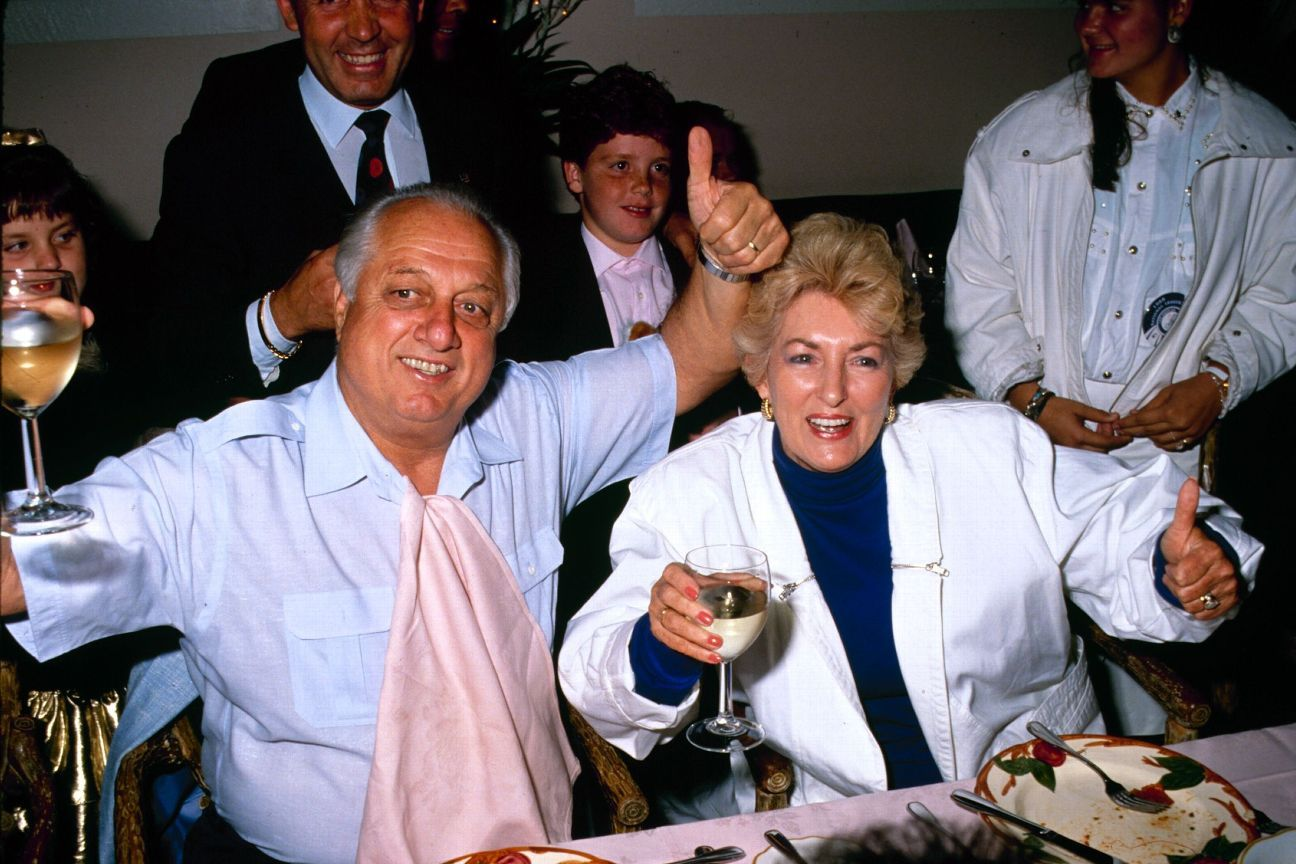 Jo Lasorda, widow of former Los Angeles Dodgers manager, dies at 91