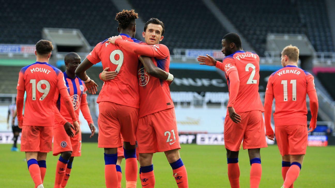 Newcastle United vs. Chelsea - Reporte del Partido - 21 noviembre, 2020 - ESPN