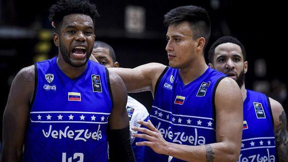 Resultado de imagen para FIBA Americup Venezuela