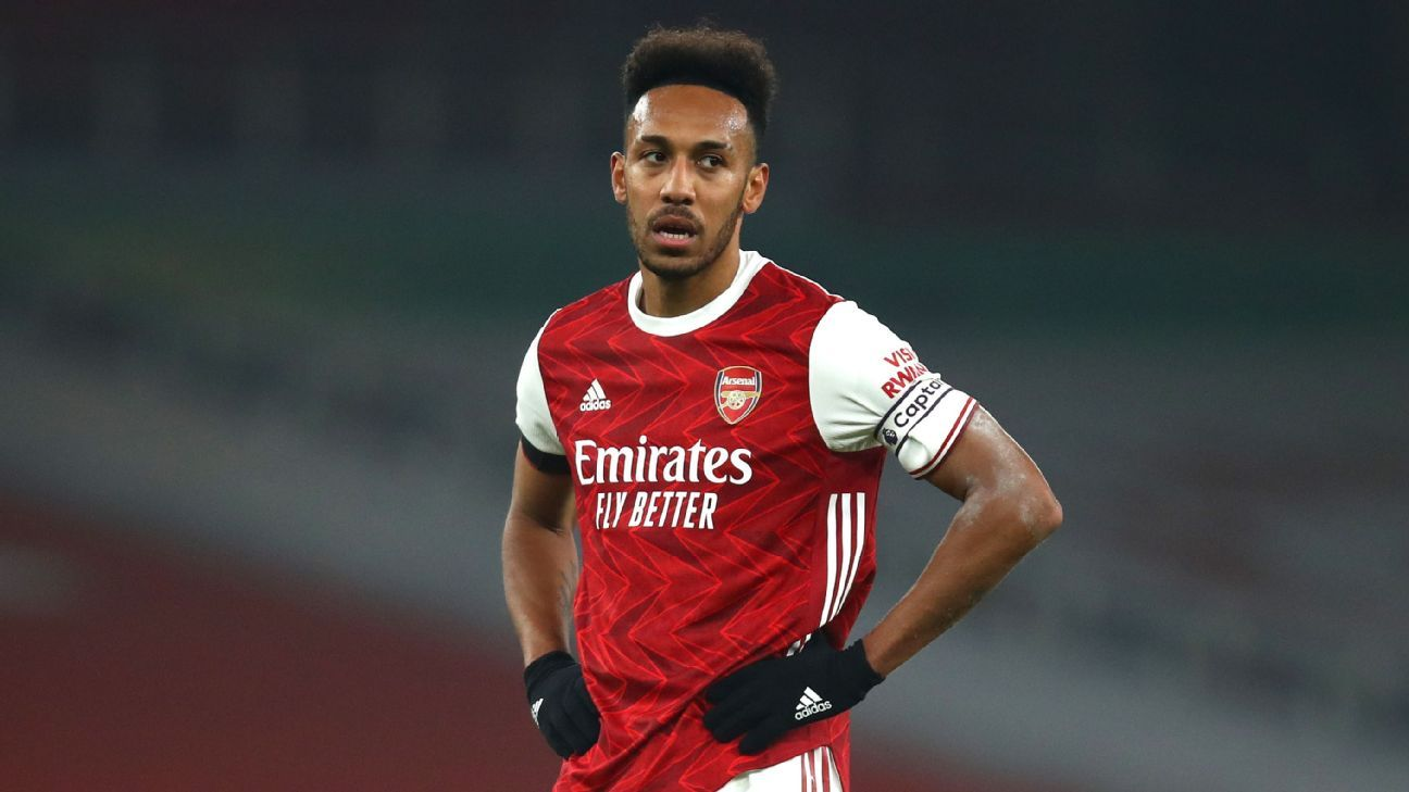 Arsenal's troubles a reflection on the lack of goals, creativity around Aubameyang - ESPN